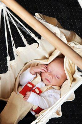 Baby Hängematte Wohnraum